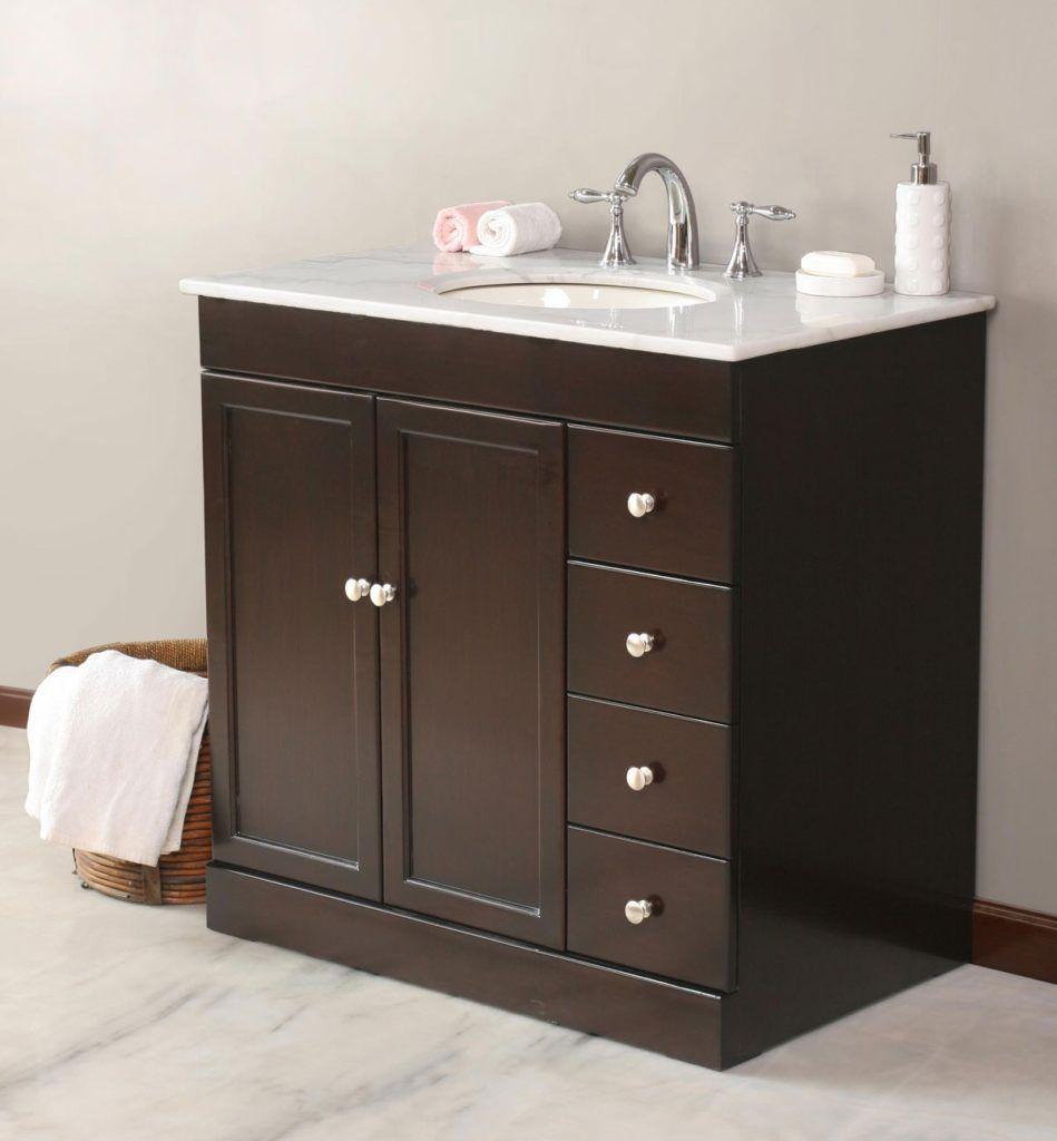 42 Inch Vanity Tops Bathrooms