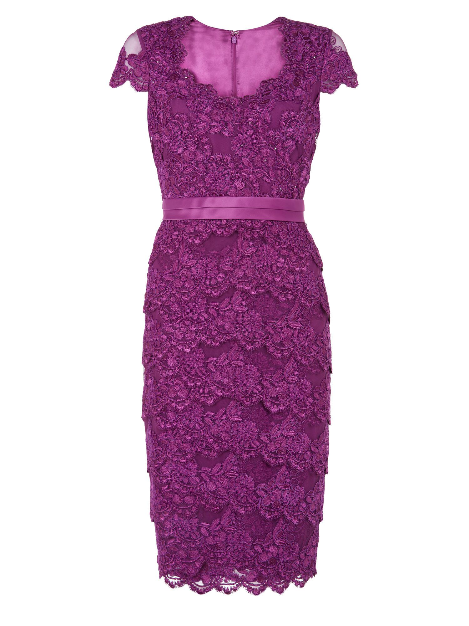 Bright pink dress for wedding guest  Purple Mother of the Bride Outfits u Purple Occasionwear Dresses
