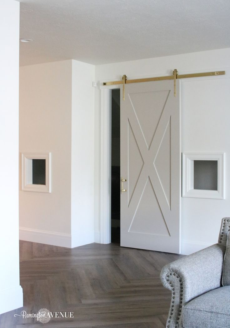 LVP Herringbone Floors & Basement Revea