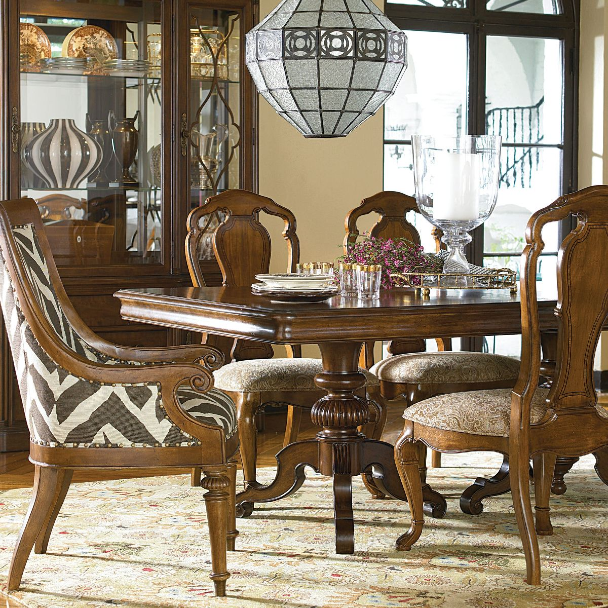 Traditional Decorating With An Exotic Twist; The Thomasville Ernest Hemingway  Collection Shows Off Your Adventurous