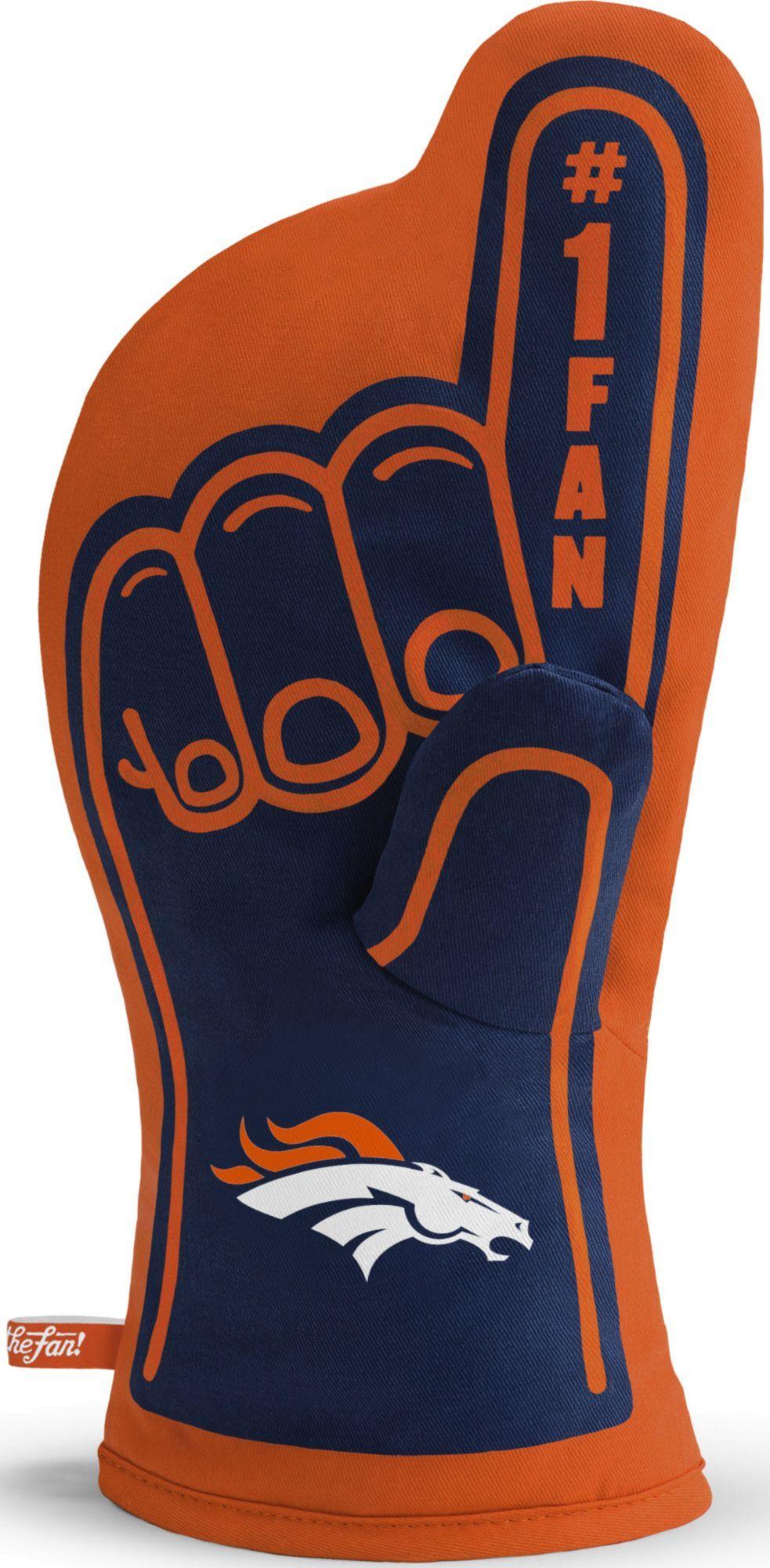You The Fan Denver Broncos 1 Oven Mitt Broncos, Denver