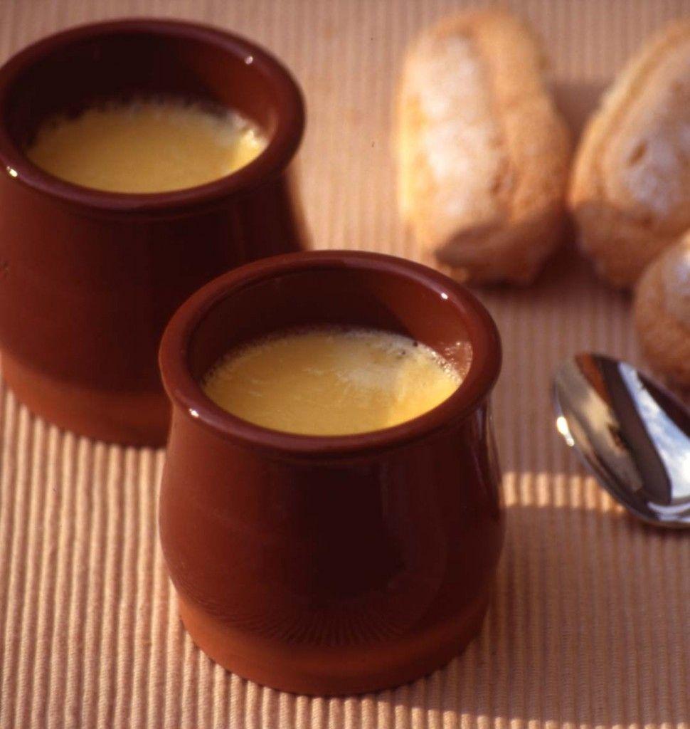 Recette Gateau Sec Fleur D Oranger: Crèmes à La Fleur D'oranger