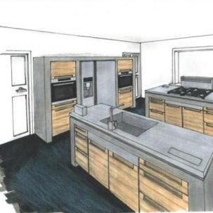 Резултат с изображение за perspectief tekenen interieur | Rooms ...