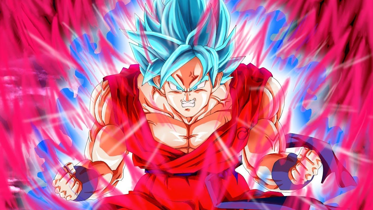 Goku Goes Kaioken X20 Dragon Ball Super Theory Goku Wallpaper Goku Super Saiyan Blue Dragon Ball Super Manga