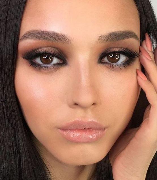Photo of 8 formas de resaltar como una profesional tus ojos color marrón –