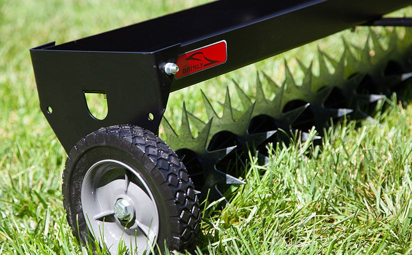 How often to aerate your lawn healthy lawn aerator