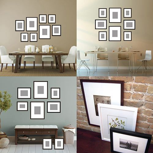 picture frame design ideas heavenly family picture frame ideas full