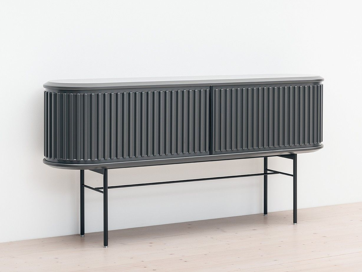 Au0027Dammer Twist Sideboard Closed, By Pastoe