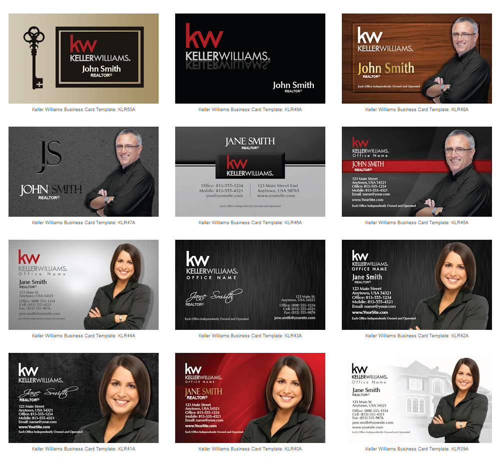Realty business card templates best buyer tips pinterest card realty business card templates reheart Image collections