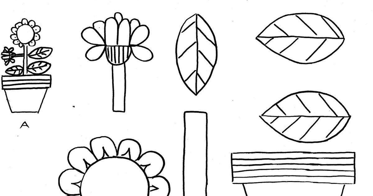 Le Parti Del Fiore Istruzione Colorare Le Varie Parti Del Fiore Ritagliare Incollare Le Varie Parti Del Fiore Seguendo Lo Schema Fiori Fiori Di Carta Carta