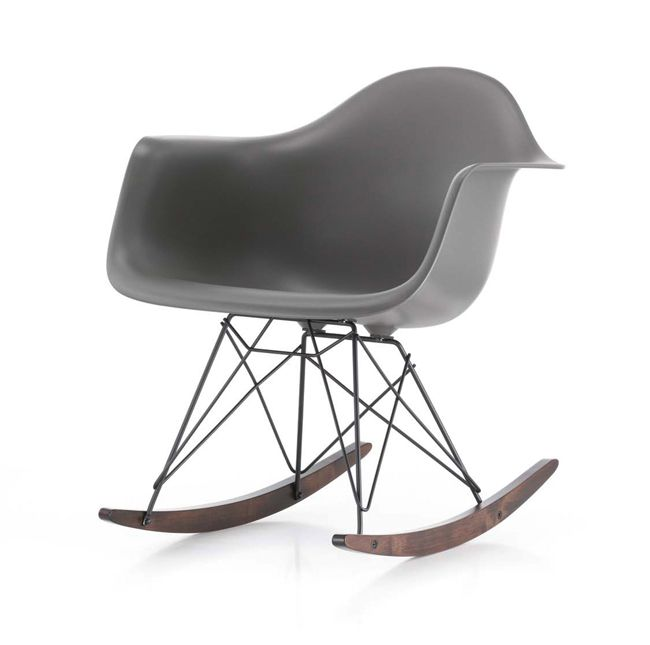 Charles Eames Limited Edition Grey Chair Love It Chaise A Bascule Eames Chaise A Bascule Mobilier Design