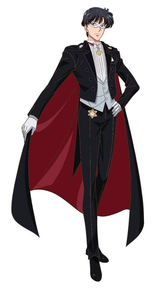 Tuxedo Mask (Crystal)   Sailor Moon Wiki   Fandom en 2020 ...