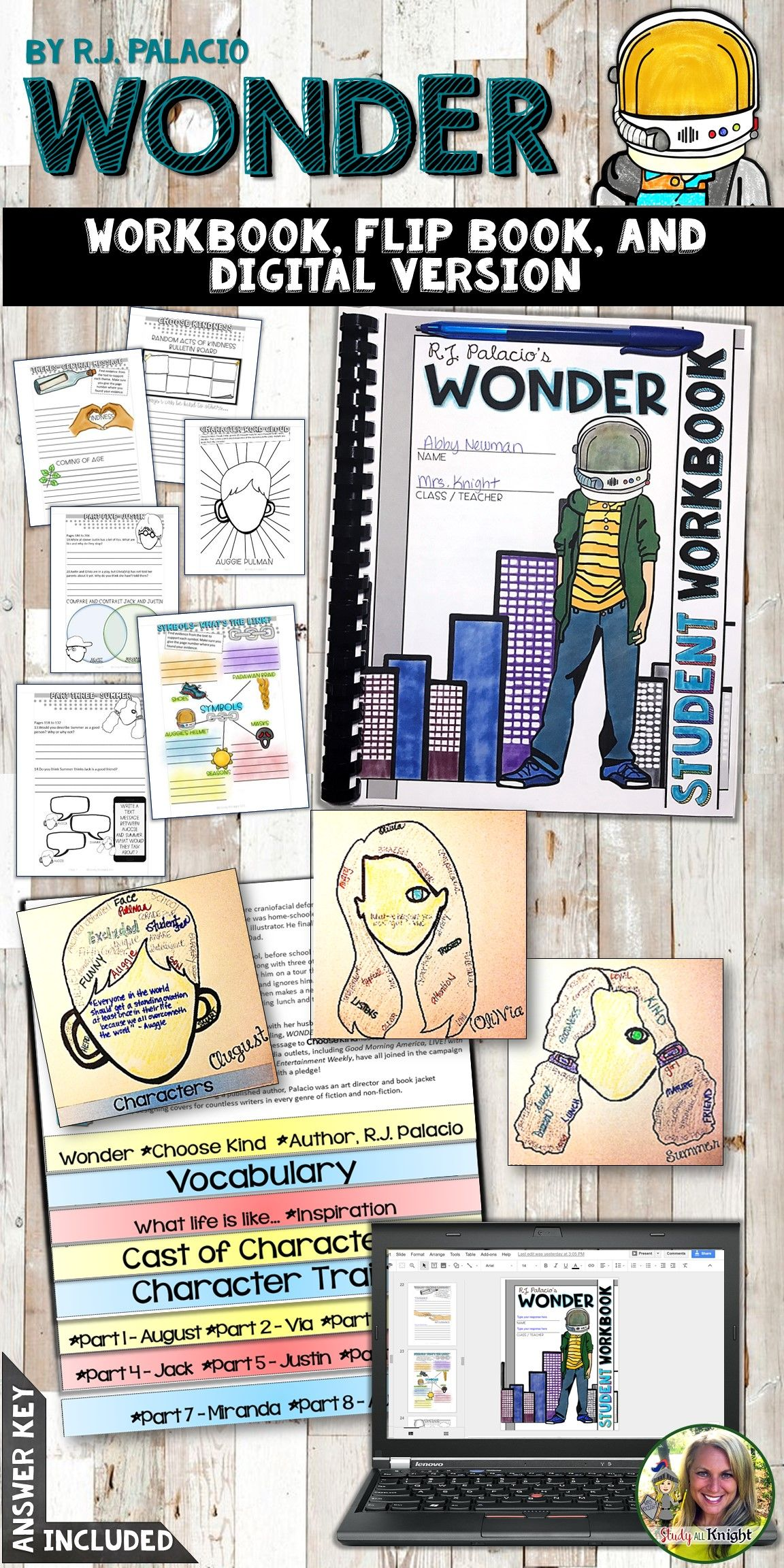 WONDER UNIT | Grades 3-5 | Middle School | Grade 9 | English language