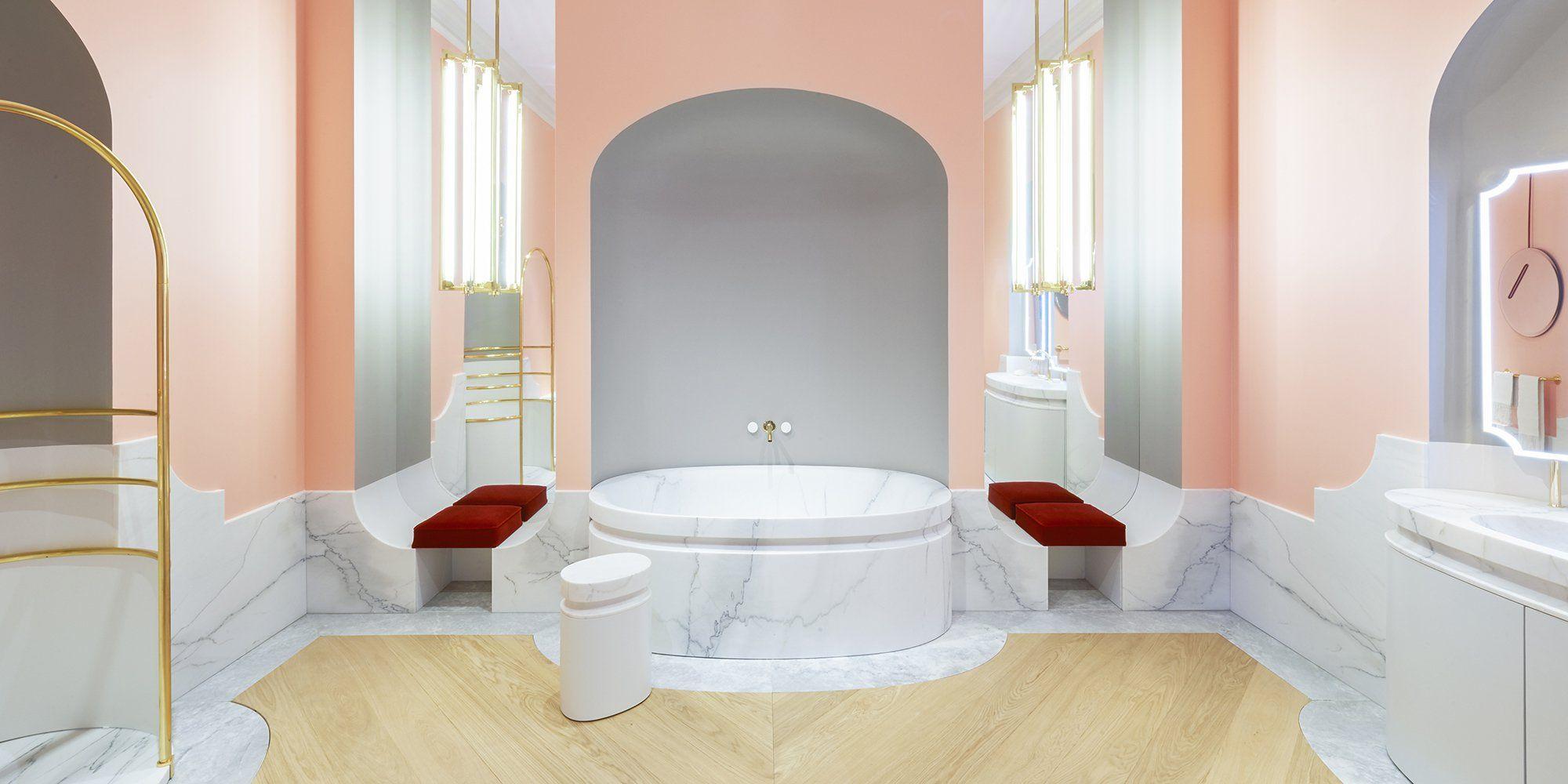 la salle de bains irrà sistible d alexis mabille pour jacob delafon