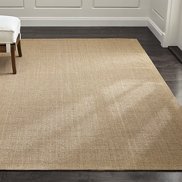Sisal Almond Rug Durable And Versatile Our Rugs Are An Excellent Way To Dress Up High Traffic Living Areas Crafted Of Natural Fiber In A