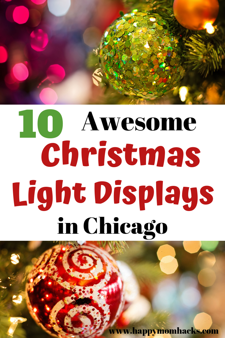 Guide To Christmas In Chicago 2020 Christmas in Chicago 2020   Best Light Displays | Happy Mom Hacks