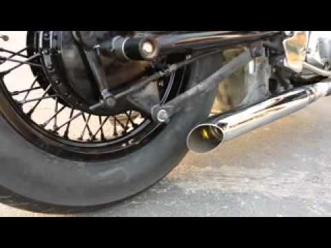 A new video about Exhaust has been added at http://motorcycles.classiccruiser.com/exhaust/universal-motorcycle-muffler-for-chopper-sound/