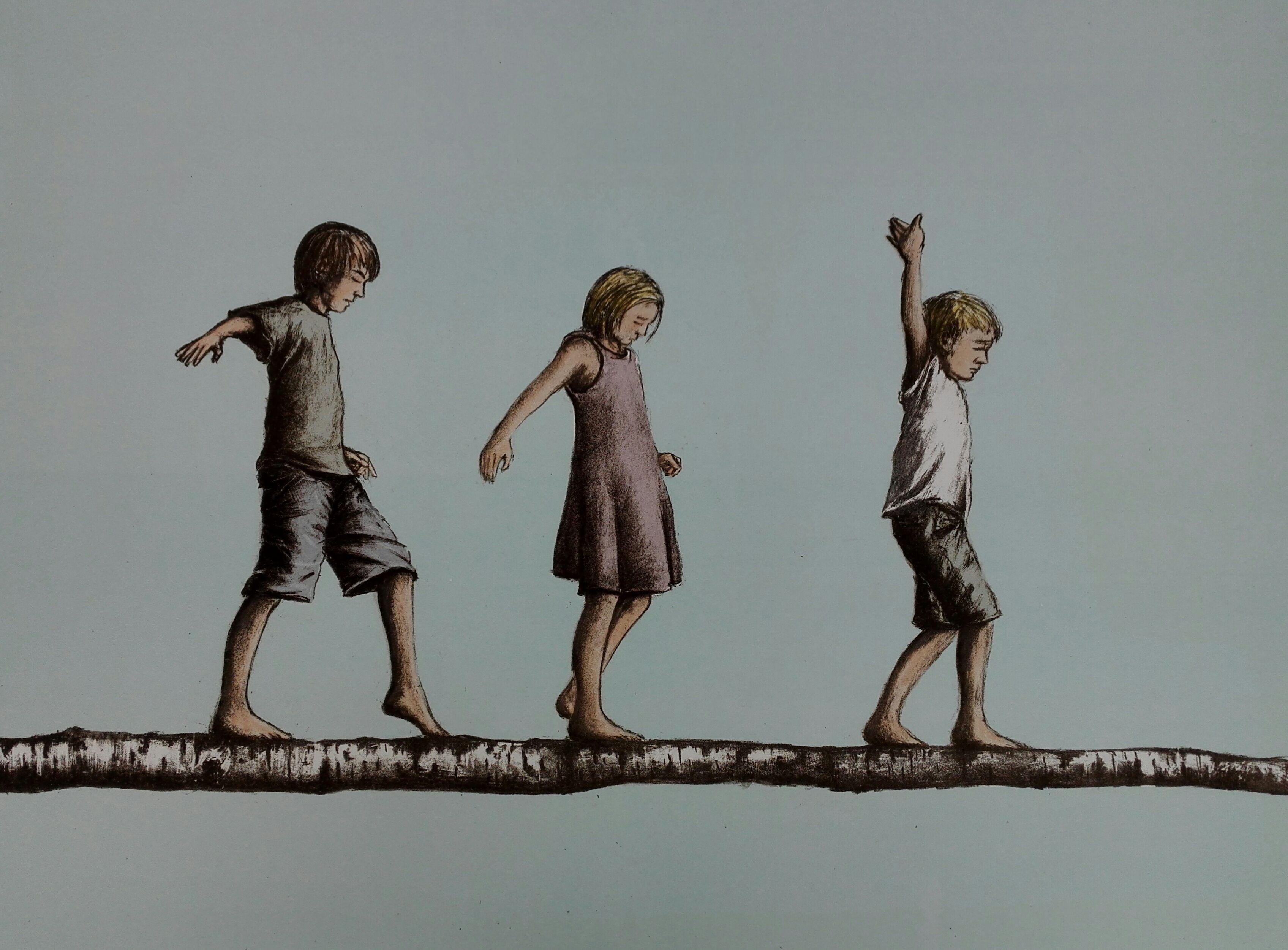 Galleri D40 - Tom Erik Andersen - Never leave your childhood behind