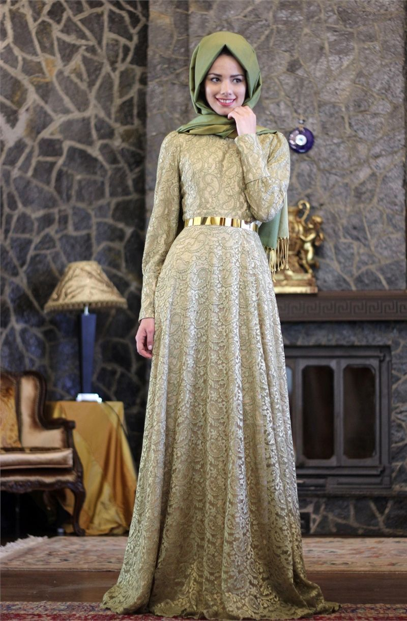 B l t long dress hijab color dress pinterest