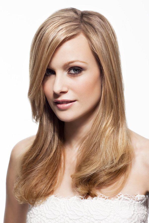 Frisuren lange haare aus dem gesicht