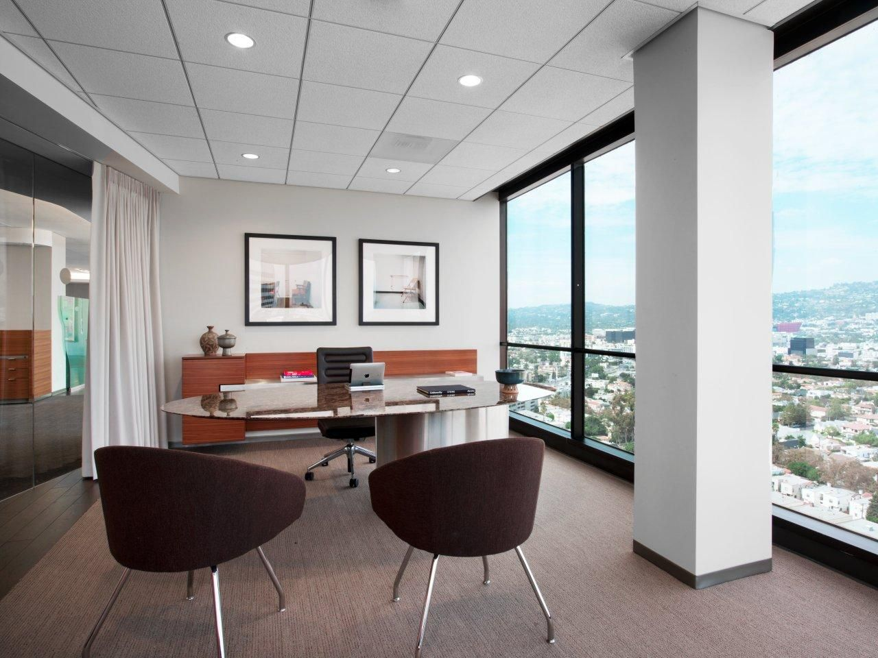 Another view of a Kottler & Kottler #legal office, #minimal and #modern. Law  Office DecorOffice IdeasSmall ...