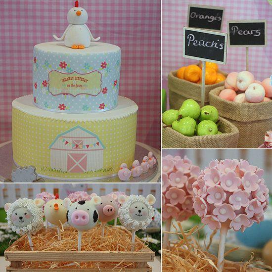 Toddler Birthday Party Ideas   POPSUGAR Moms