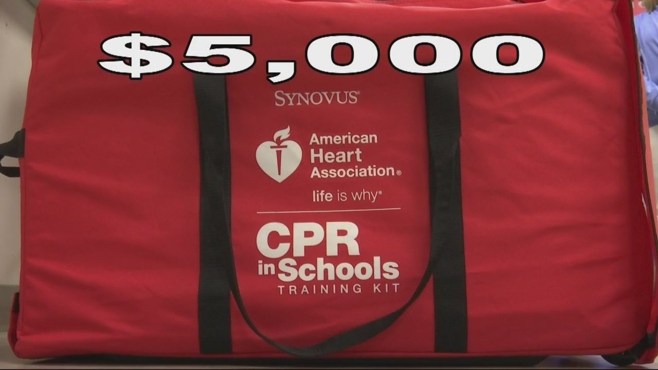 The twostate mandates high schoolers to know CPR before