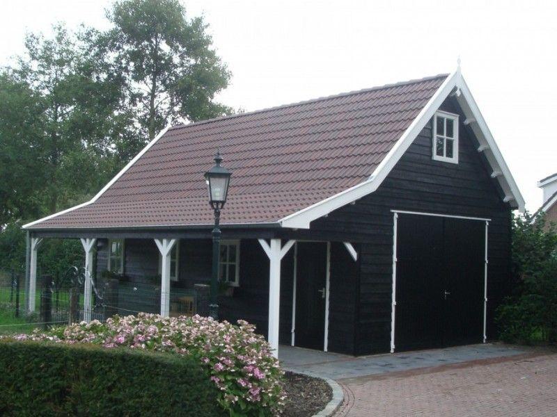 Garage Met Veranda : Garage met veranda buytengewoon villatuinen klassiek landelijke