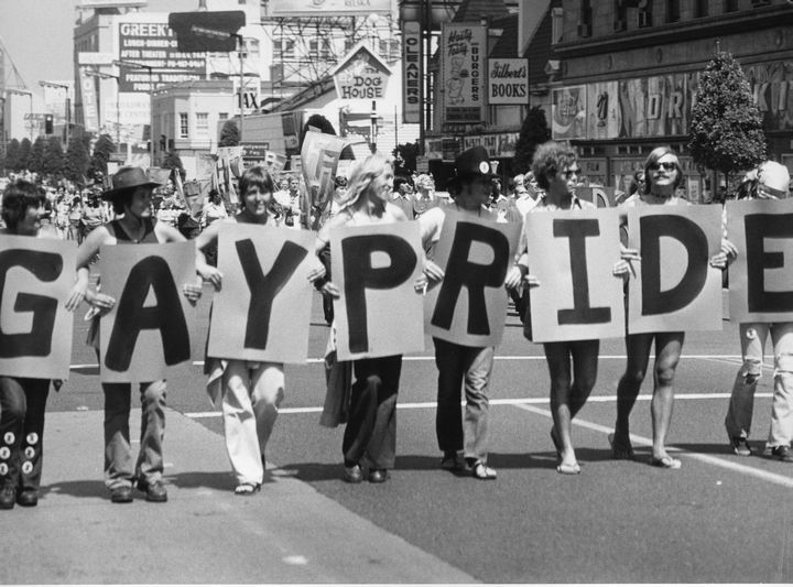 1975 Gay Pride Parade