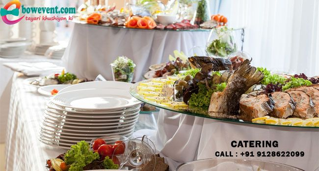 Bowevent com is a one stop solution for catering service