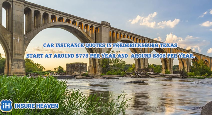 Get The Best Fredericksburg Car Insurance Quotes Online Insure