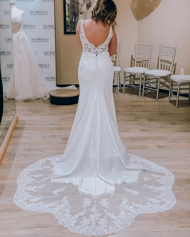 NEW ARRIVAL // A Statement Gown, Bring Your Bridal Style