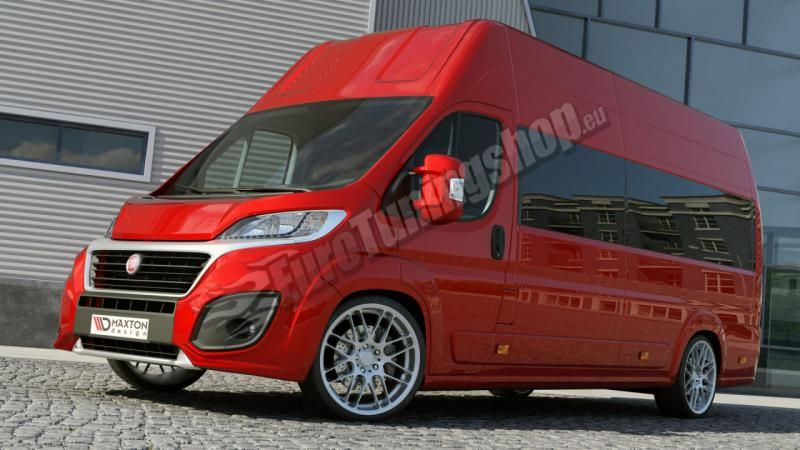 Resultat De Recherche D Images Pour Fiat Ducato Tuning Fiat