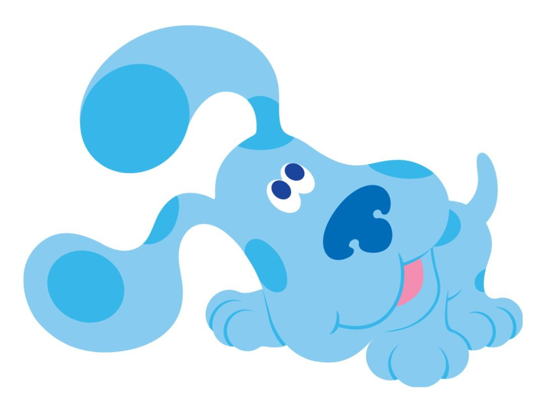 cartoon characters blue u0027s clues first birthday pinterest
