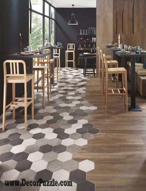 combination flooring unique and creative flooring ideas