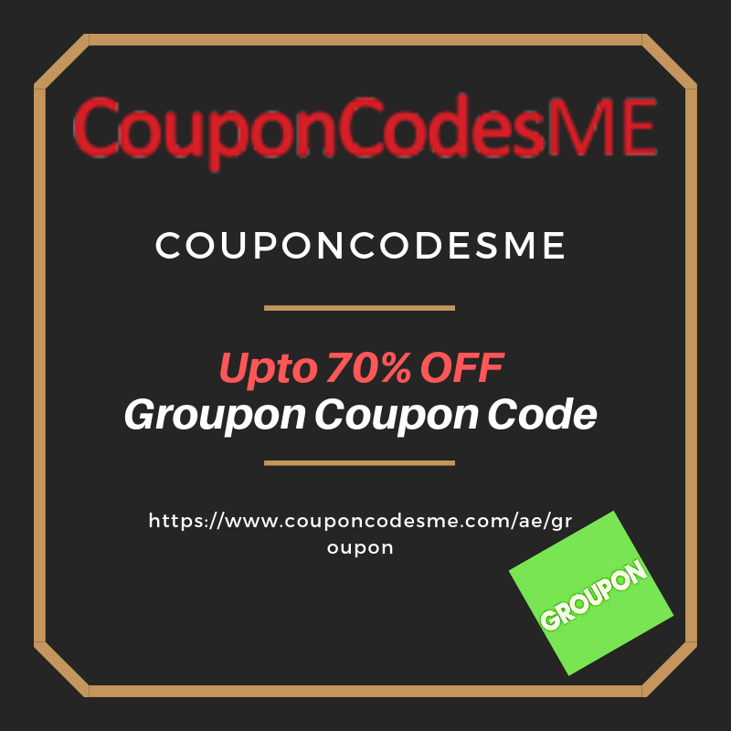 Get the latest Groupon Promo Codes  Save up to 70% on