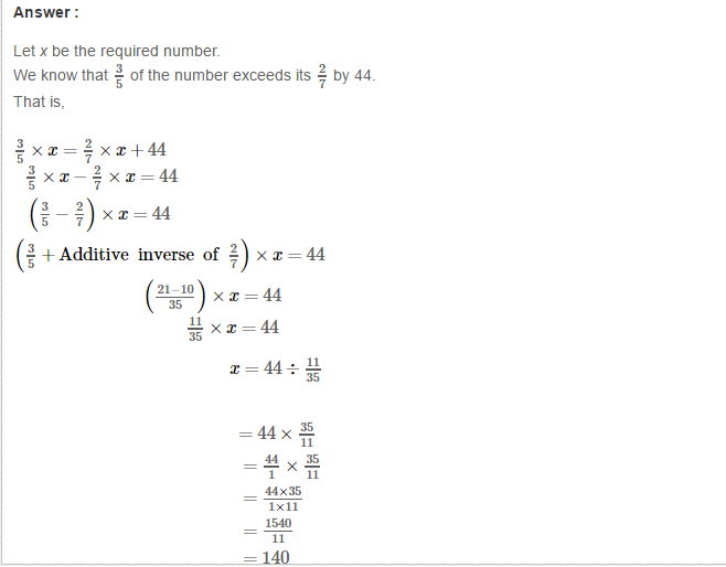 Rational Numbers Rs Aggarwal Class 8 Solutions Ex 1g Rational Numbers Maths Solutions Class 8
