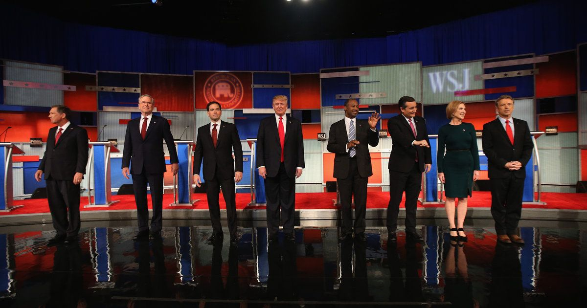The Daily Show Takes A Closer Look At The GOP Candidates So You Don't Have To
