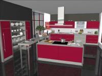 Foto Diseño de Cocinas 3D | House Arquitectura | Diseño de ...