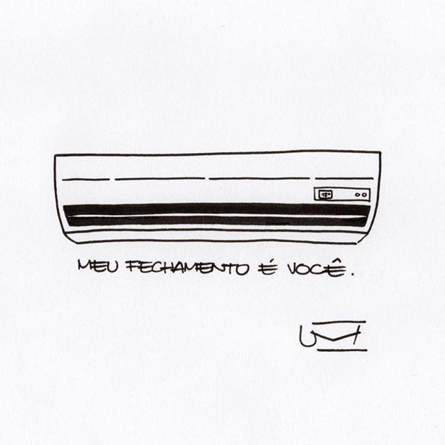 Instagram media by umcartao - O ar me ama.
