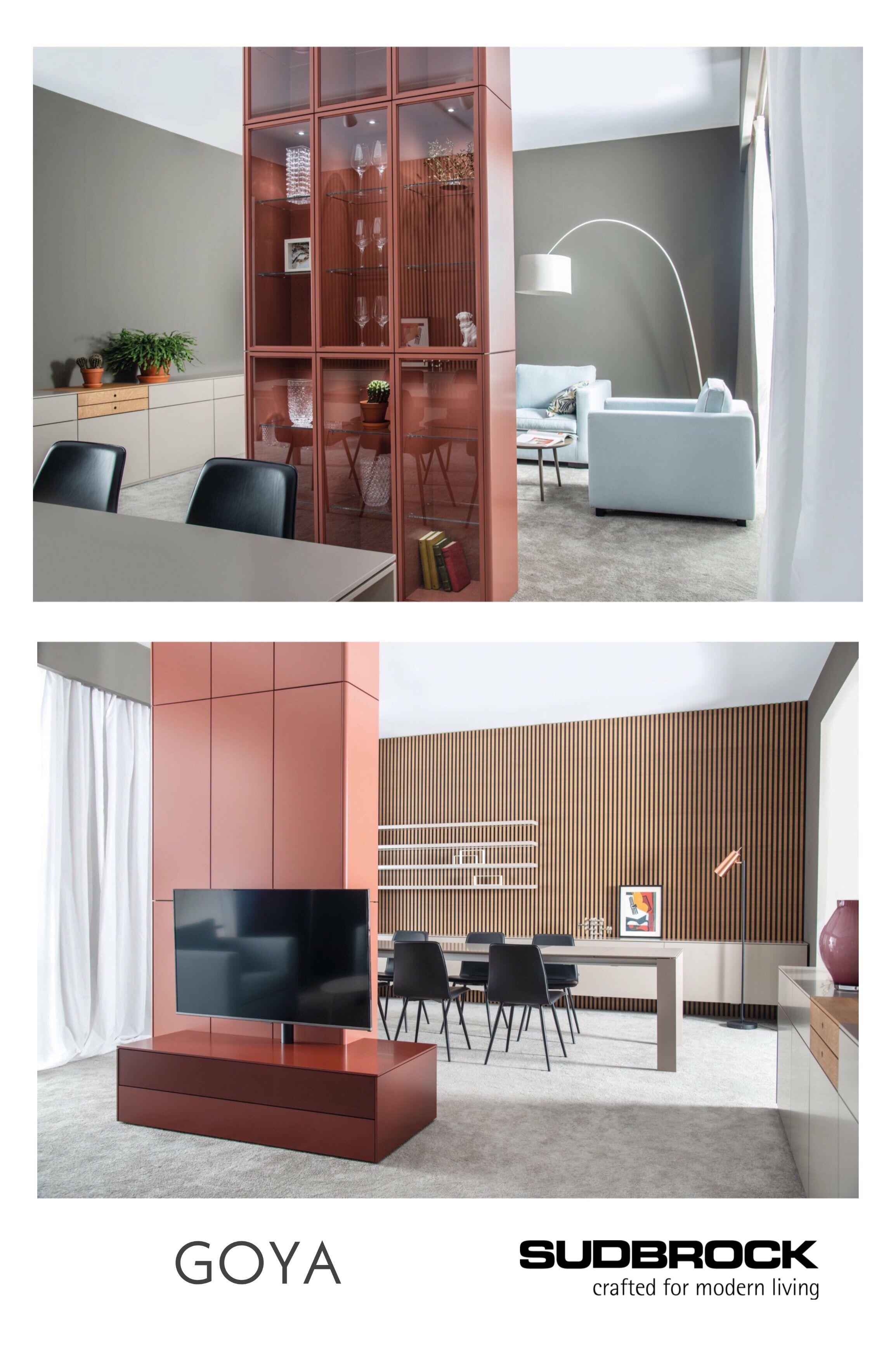 Interior Design Room Divider Living Room Dining Room SUDBROCK ...