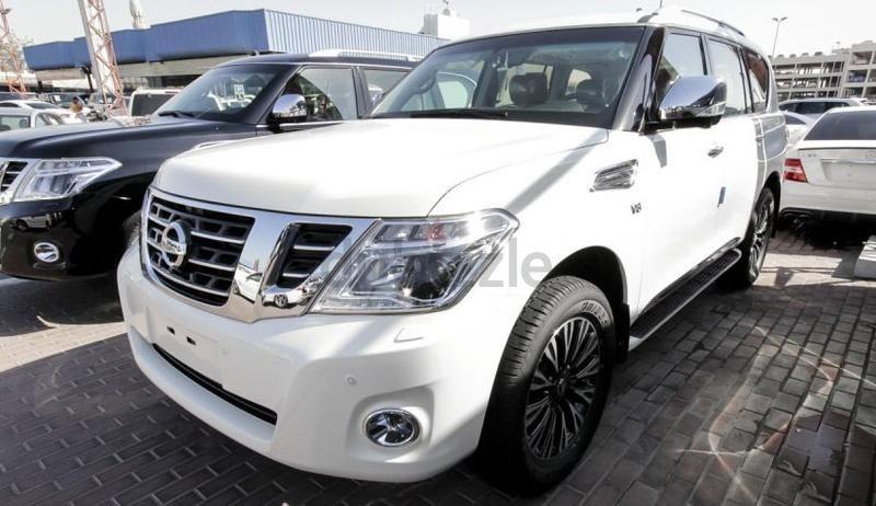 Dubizzle Dubai Patrol  Nissan Patrol Le