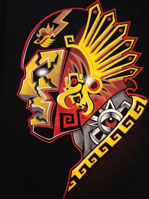 Dr Wagner Jr shirt design Mascaras Lucha Libre 0aebbf9fb205f