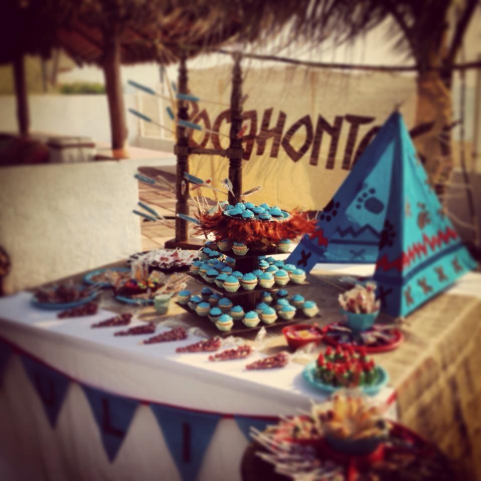Pocahontas Party By Espacioalcubo Eventos Colima Mexico