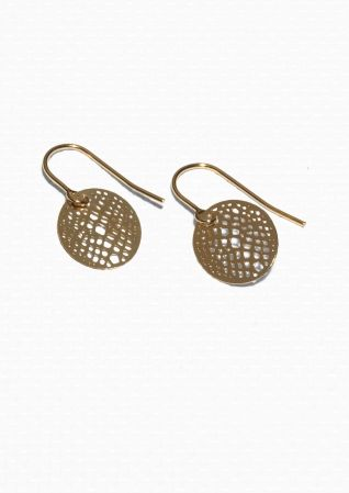 & Other Stories | Fossil Earrings