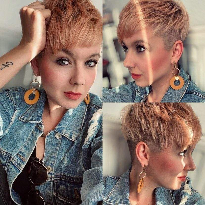 75+ Hottest Short Pixie Cuts and Hairstyles You'll See Trending in 2020