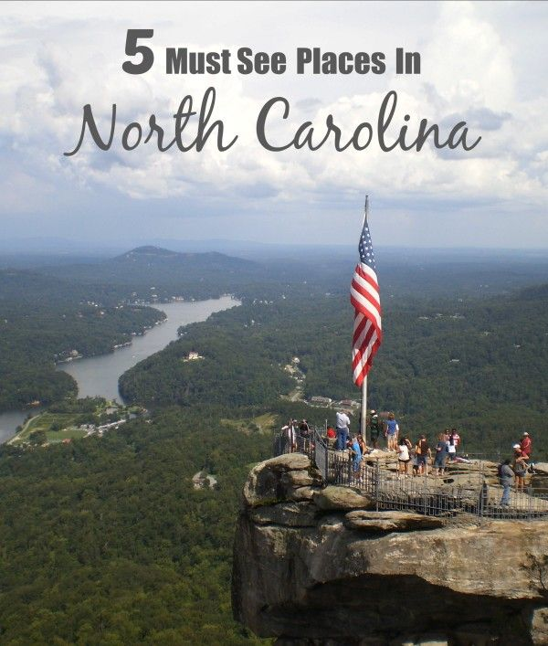 Aside from offering breathtaking views, an array of restaurants that offer fantastic food, shopping stores for souvenirs and the like, and fascinating history, these places in North Carolina have one thing in common: they all have been film locations.