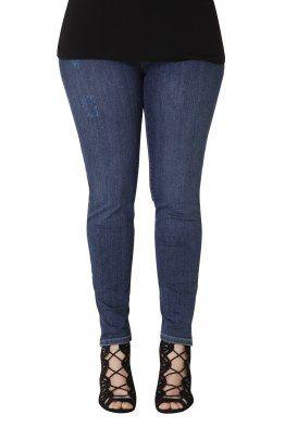 19c3342ad20 PlusSize Τζιν παντελόνι Skinny | PLUS SIZE CLOTHING / ΜΕΓΑΛΑ ΜΕΓΕΘΗ ...
