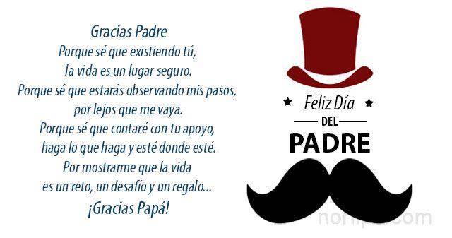 Mensajes De Felicitacion Para El Dia Del Padre Feliz Dia Del