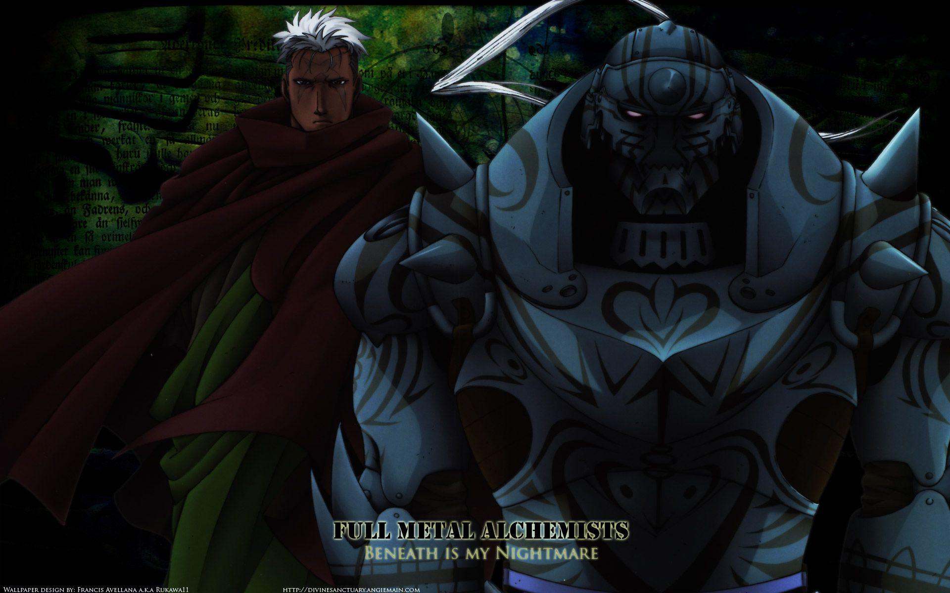 Alphonse Elric From FullMetal Alchemist Wallpaper Anime 1024x768 Wallpapers 40